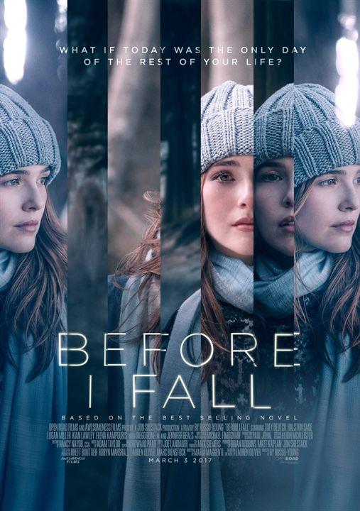 Antes que Eu Vá : Poster