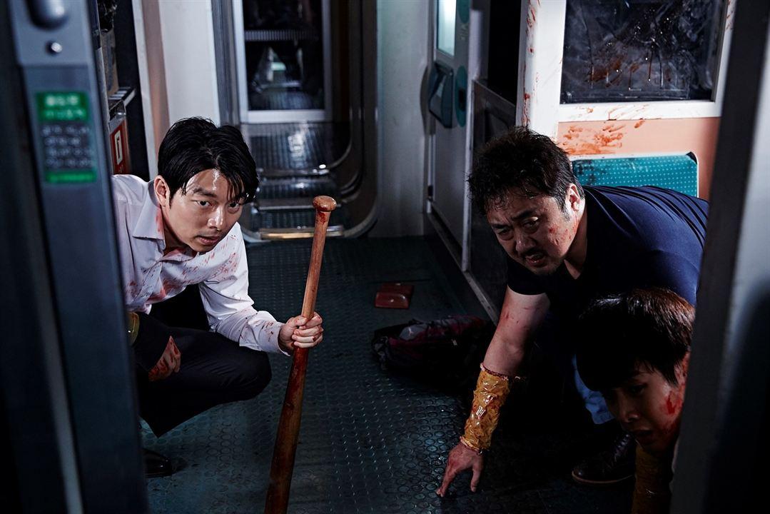 Invasão Zumbi : Foto Dong-seok Ma, Gong Yoo