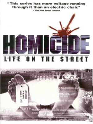 Homicide: Life on the Street : Poster