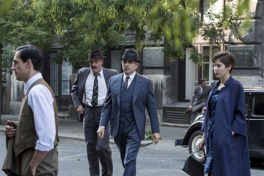 Maigret : Foto Rowan Atkinson