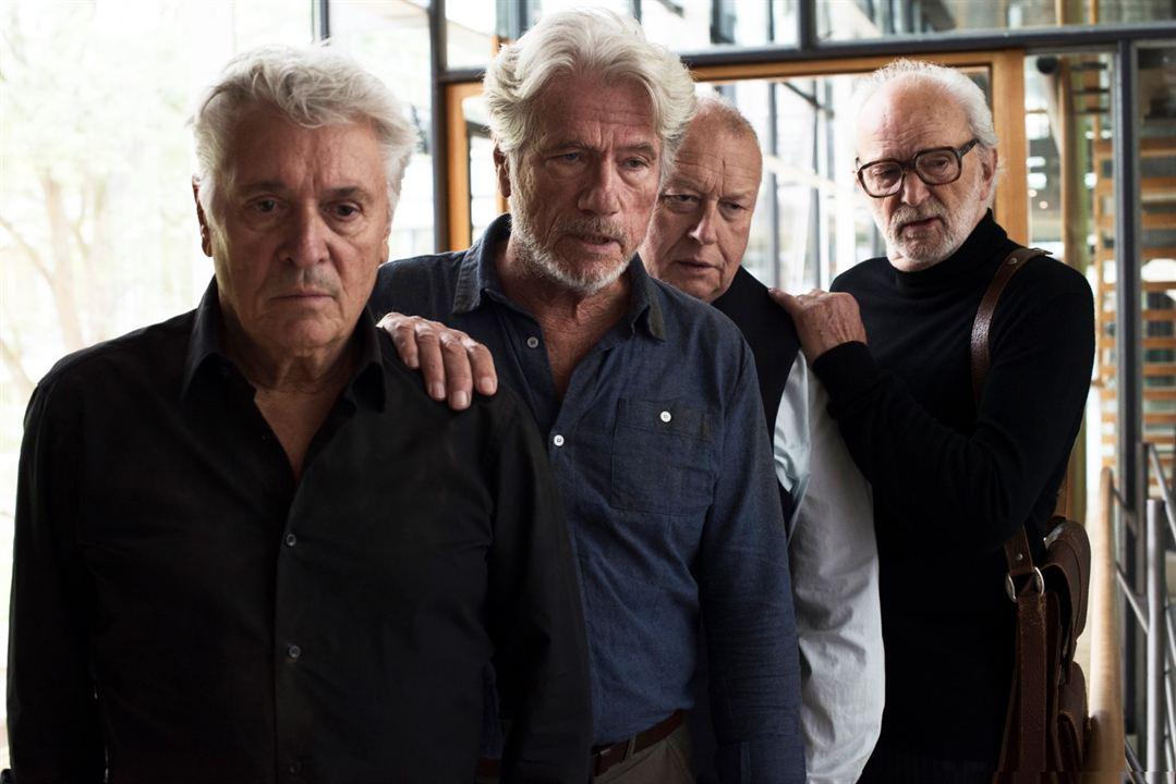 Kundschafter des Friedens : Photo Henry Hübchen, Jürgen Prochnow, Michael Gwisdek, Thomas Thieme