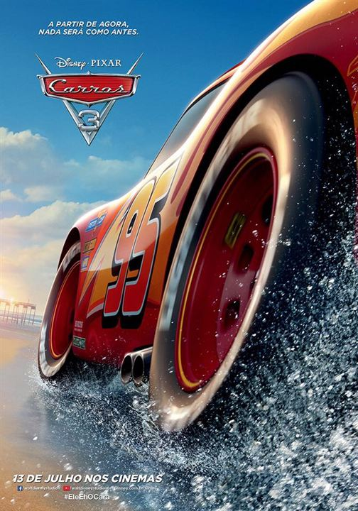 Carros 3 : Poster