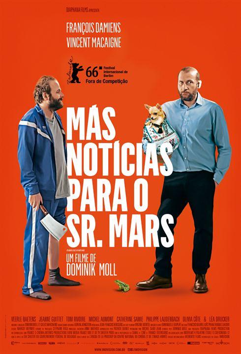 Más Notícias Para o Sr. Mars : Poster