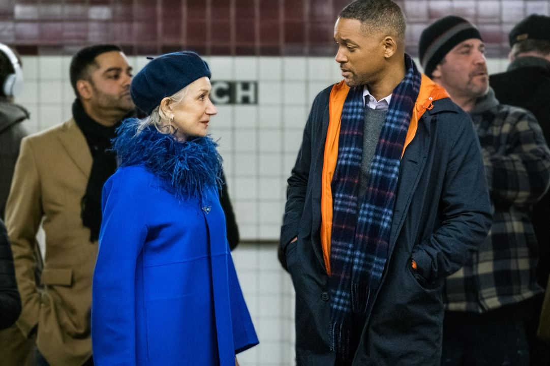 Beleza Oculta : Foto Helen Mirren, Will Smith