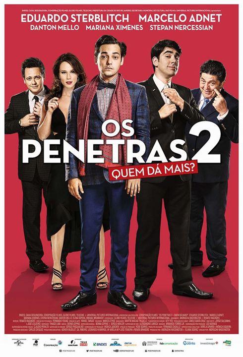 Os Penetras 2 - Quem Dá Mais? : Poster