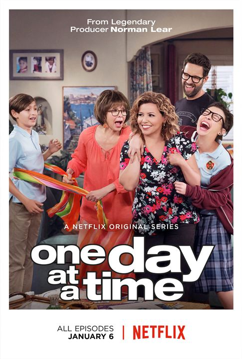 One Day At A Time (2017) : Poster