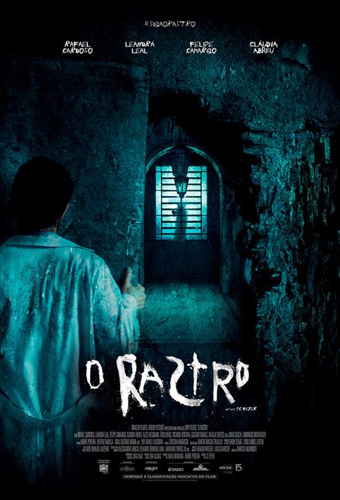 O Rastro : Poster