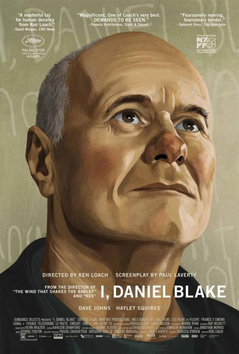 Eu, Daniel Blake : Poster