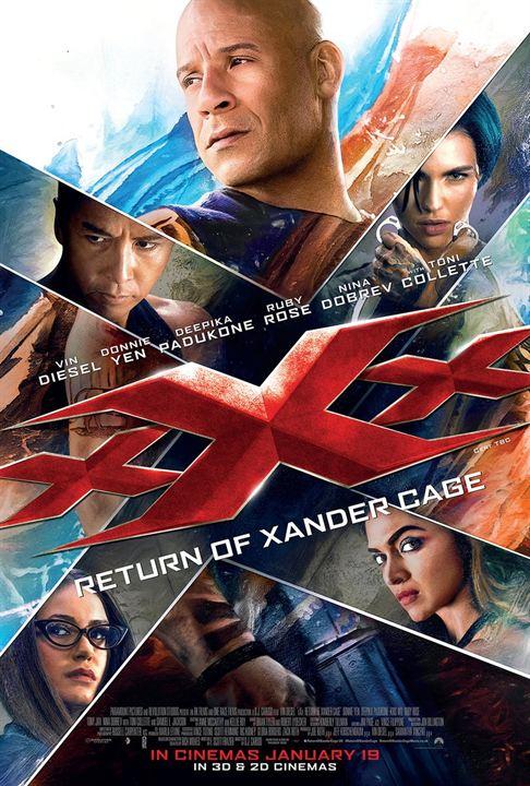 xXx: Reativado : Poster