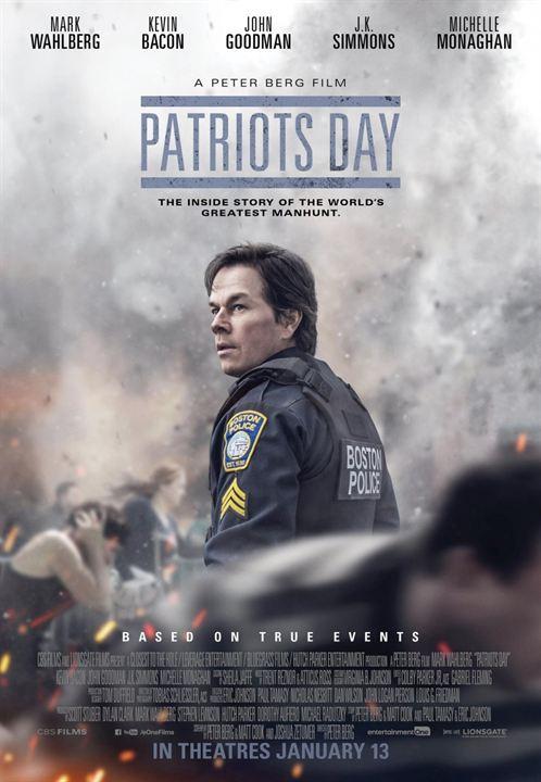 O Dia do Atentado : Poster