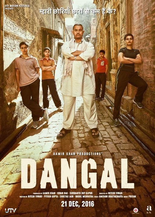 Dangal : Poster