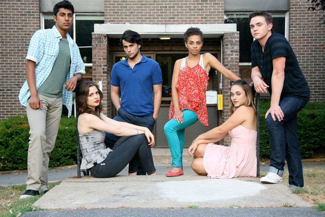 Foto Conor Leslie, Hannah Hodson, Jack Falahee, Jesse McCartney, Ritesh Rajan
