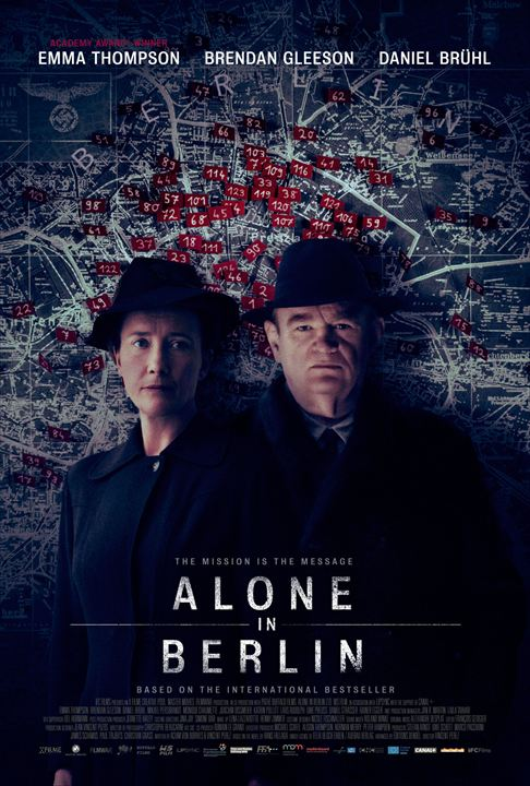Alone in Berlin : Poster