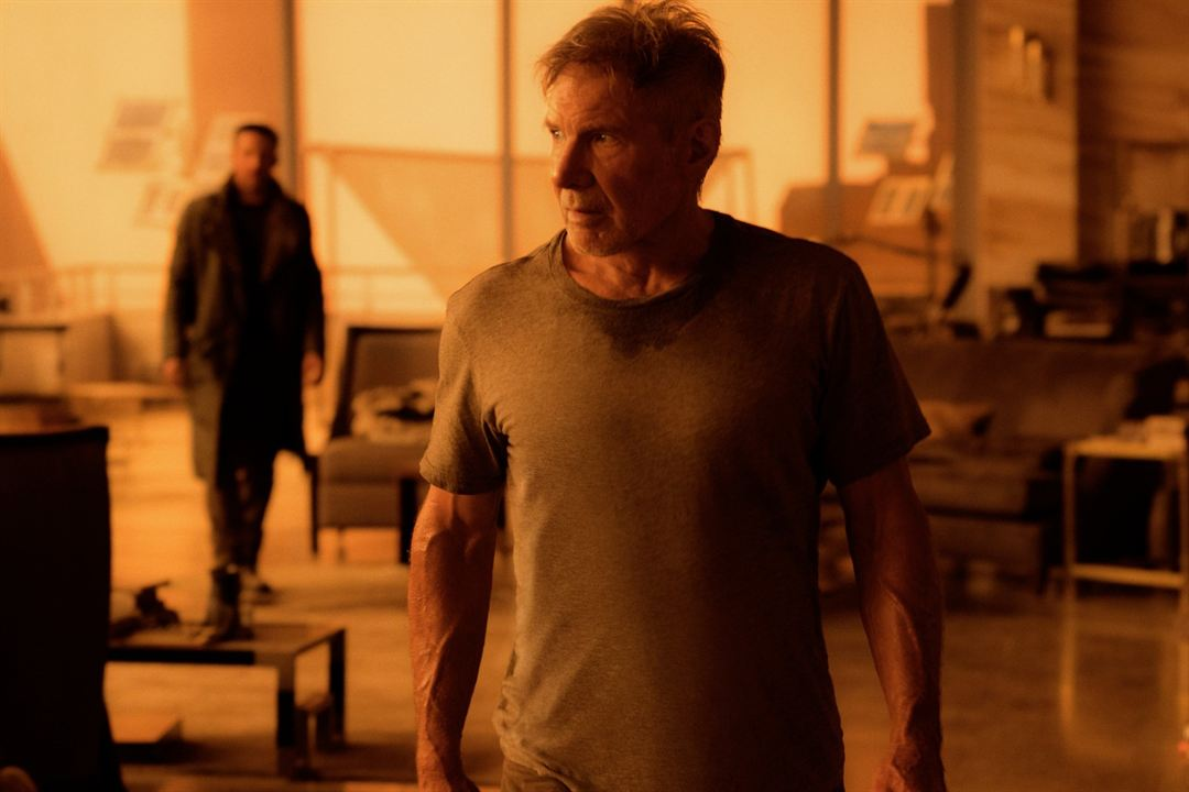 Blade Runner 2049 : Foto Harrison Ford