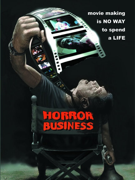 Horror Business : Poster