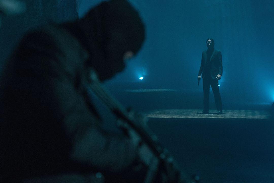John Wick - Um Novo Dia para Matar : Foto Keanu Reeves