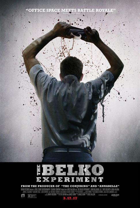 The Belko Experiment : Poster