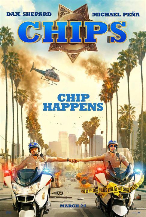 CHiPs: O Filme : Poster