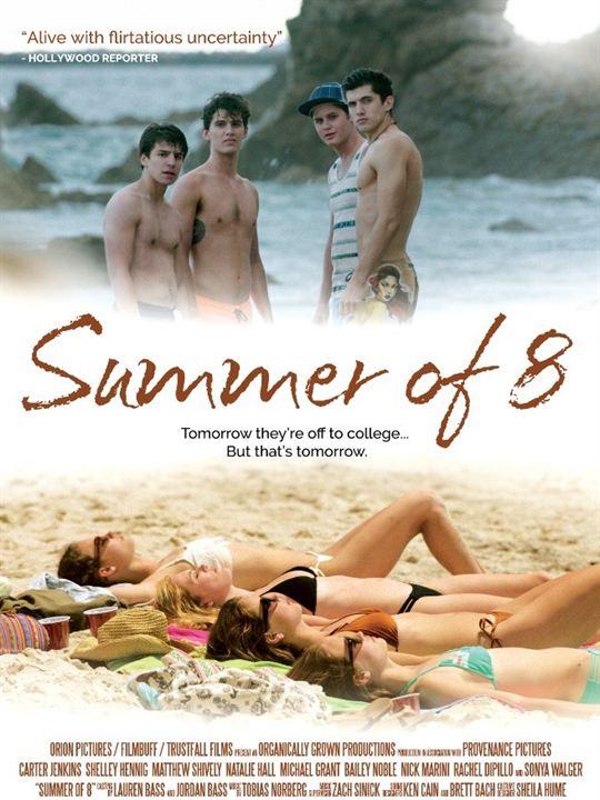 O Último Verão : Poster
