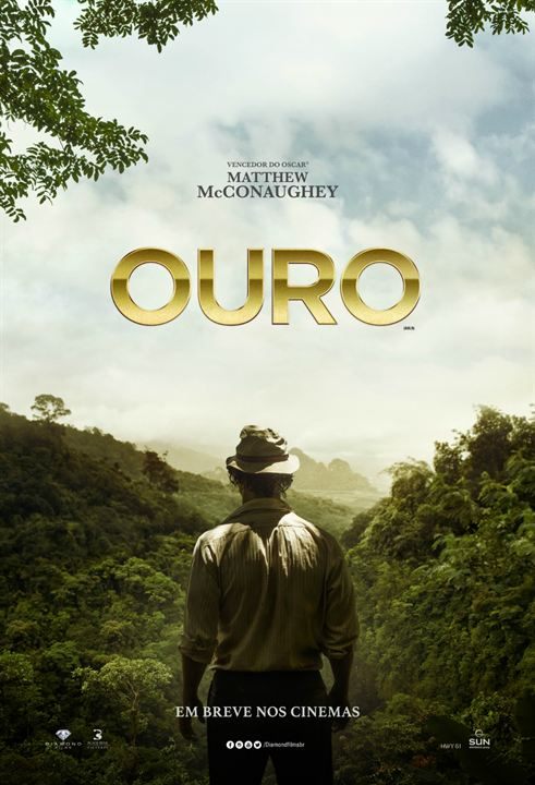 Ouro : Poster