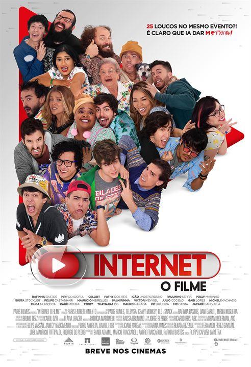 Internet - O Filme : Poster