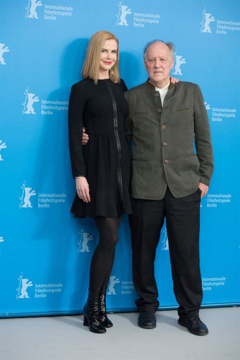 Rainha do Deserto : Vignette (magazine) Nicole Kidman, Werner Herzog