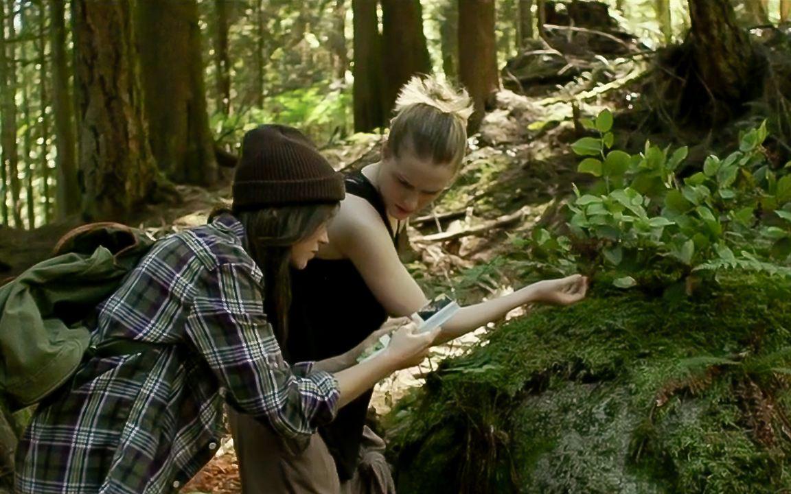Into the Forest : Foto Ellen Page, Evan Rachel Wood