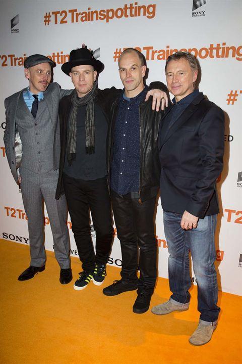 T2 Trainspotting : Vignette (magazine) Ewan McGregor, Ewen Bremner, Jonny Lee Miller, Robert Carlyle