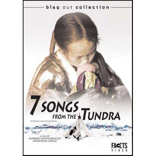 Seitsemän Laulua Tundralta : Poster