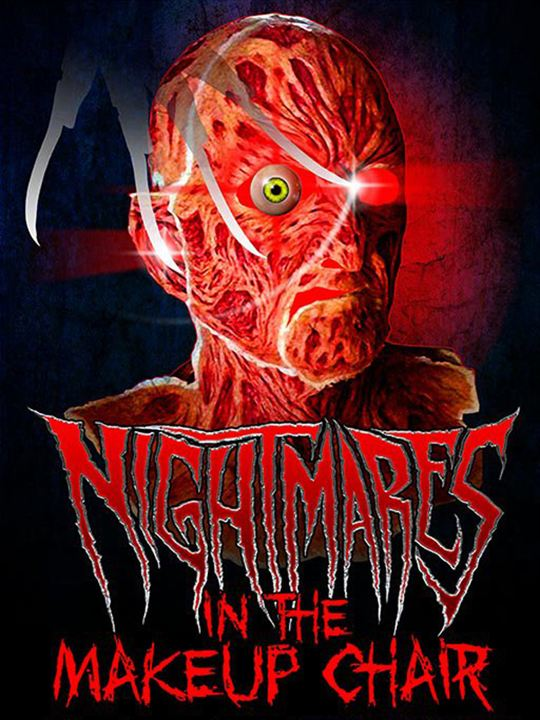 Nightmares In The Makeup Chair : Poster