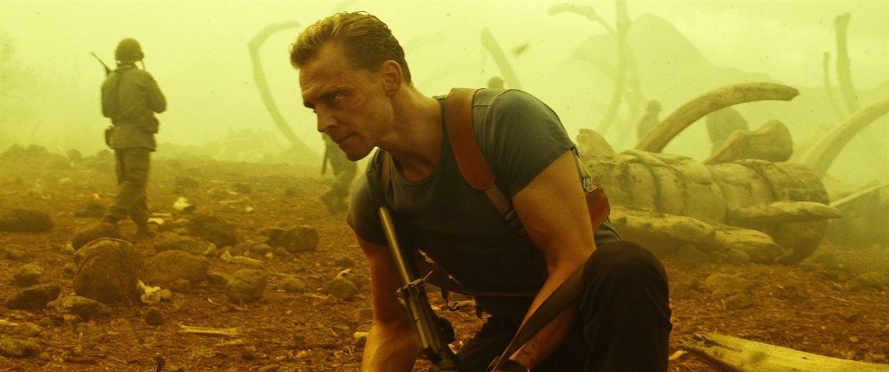 Kong: A Ilha da Caveira : Foto Tom Hiddleston