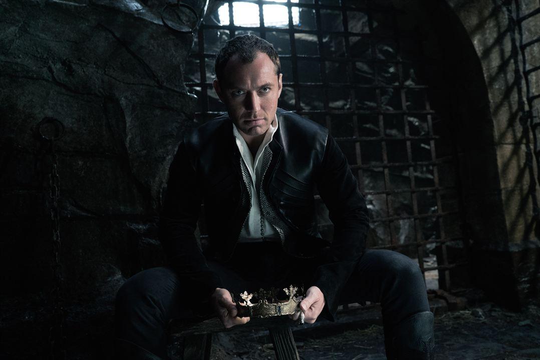 Rei Arthur - A Lenda da Espada : Foto Jude Law