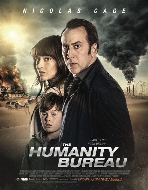 Resultado de imagem para The Humanity Bureau poster