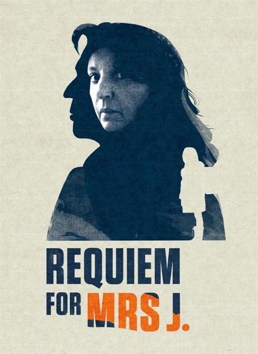 Réquiem Para Sra. J. : Poster