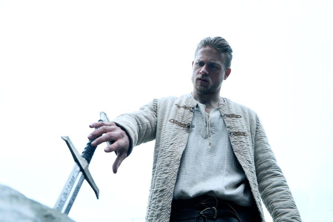 Rei Arthur - A Lenda da Espada : Foto Charlie Hunnam