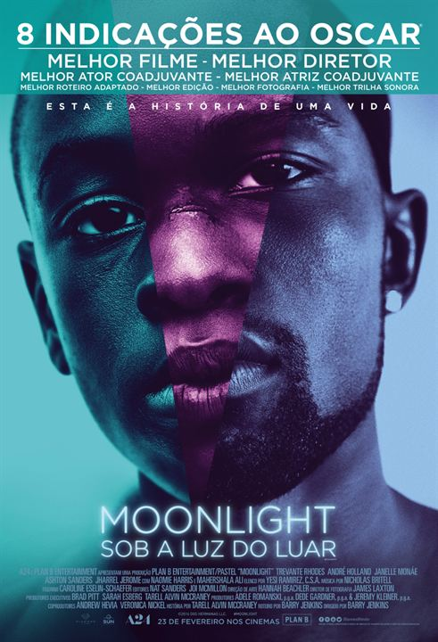 Moonlight: Sob a Luz do Luar : Poster
