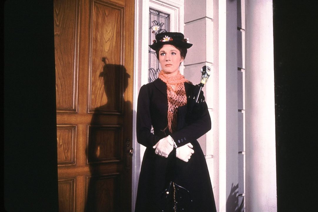 Mary Poppins : Foto Julie Andrews