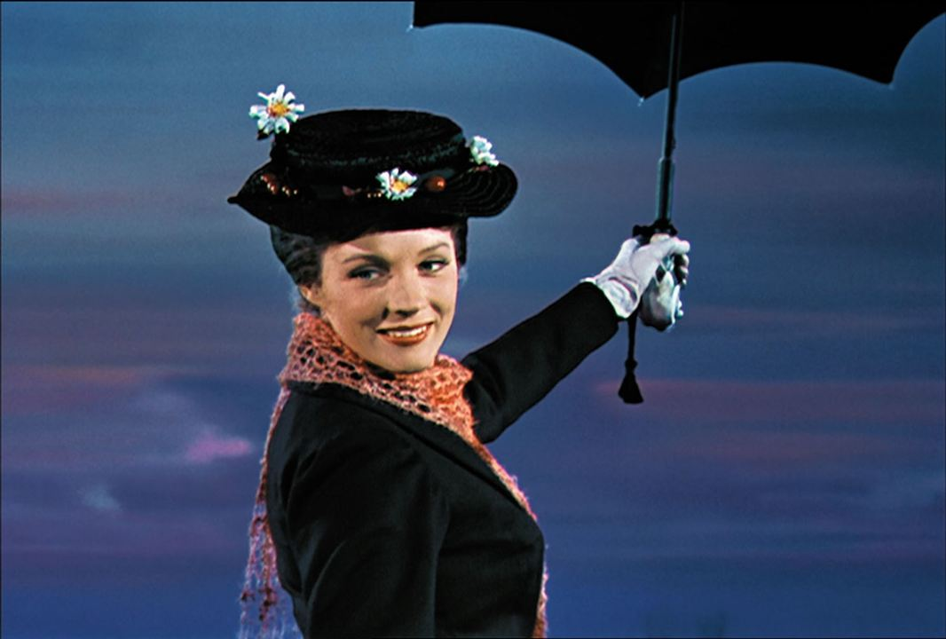 Mary Poppins: Julie Andrews