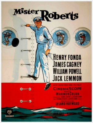 Mister Roberts : Poster