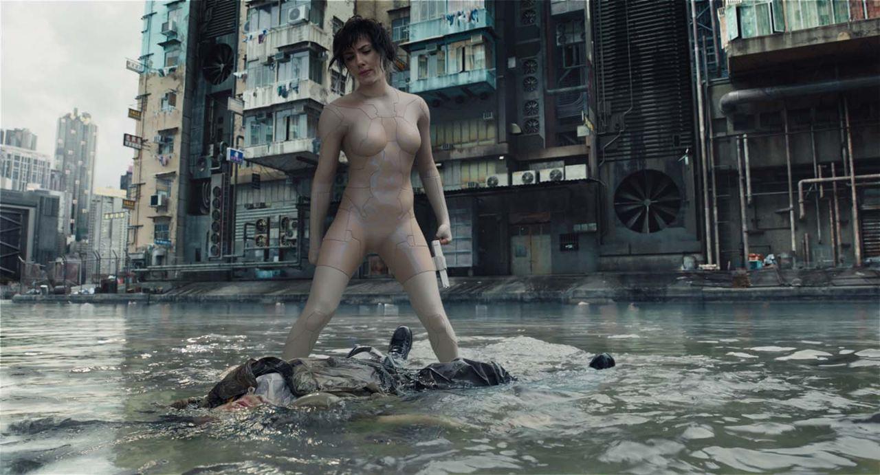 A Vigilante do Amanhã: Ghost in the Shell : Foto Scarlett Johansson