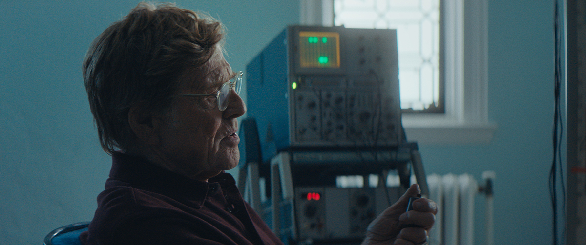 The Discovery: Robert Redford