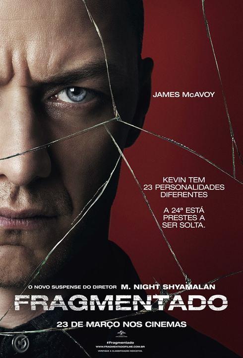 Fragmentado : Poster