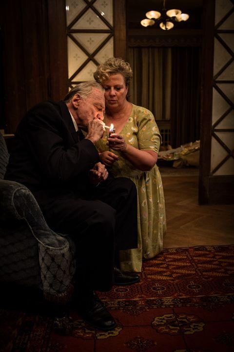 In Times of Fading Light : Foto Bruno Ganz, Gabriela Maria Schmeide
