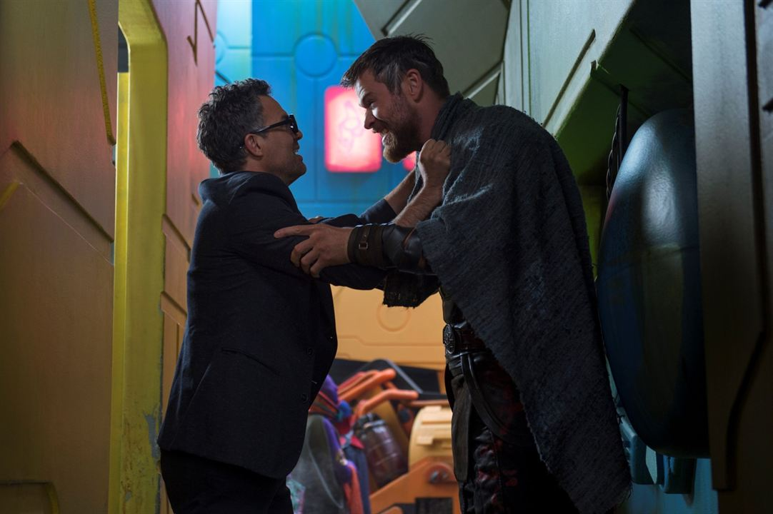 Thor: Ragnarok : Foto Chris Hemsworth, Mark Ruffalo