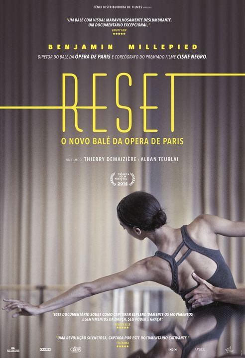 Reset – O Novo Balé da Ópera de Paris : Poster