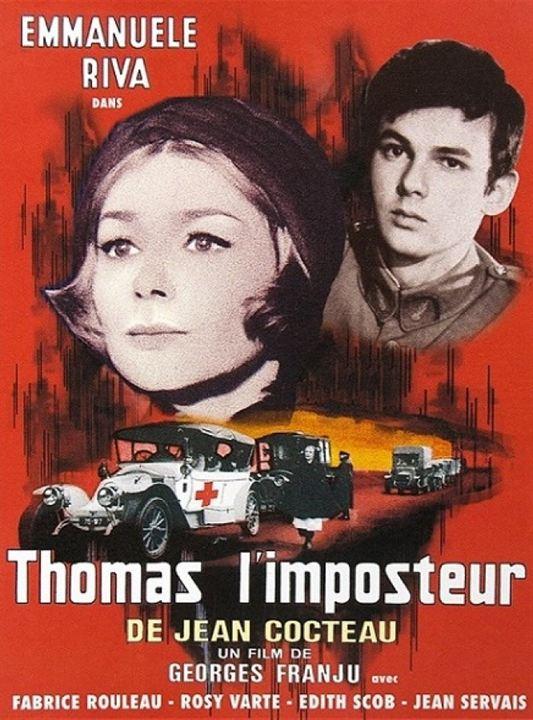 Thomas l'imposteur : Poster