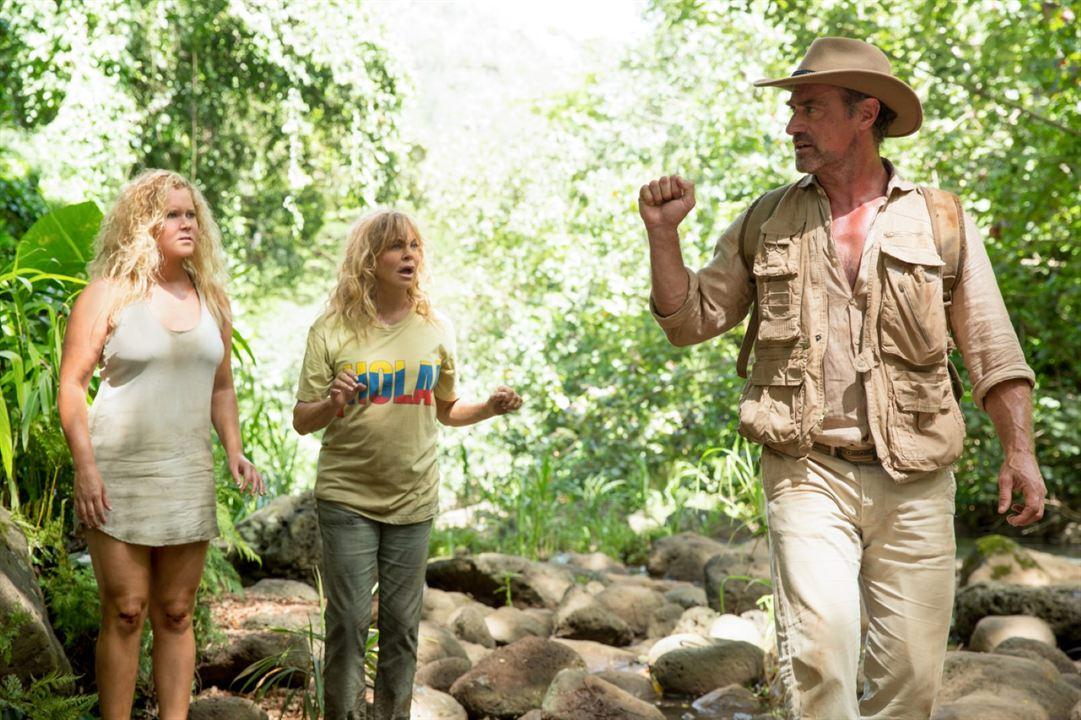 Viagem das Loucas : Foto Amy Schumer, Christopher Meloni, Goldie Hawn