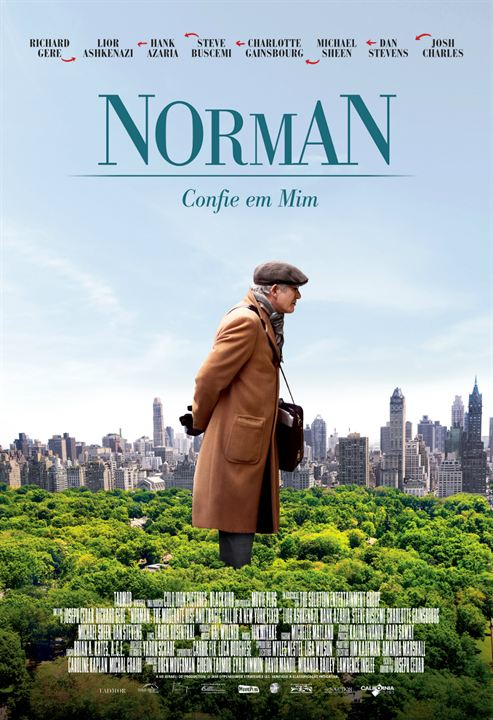 Resultado de imagem para Norman – Confie em Mim poster