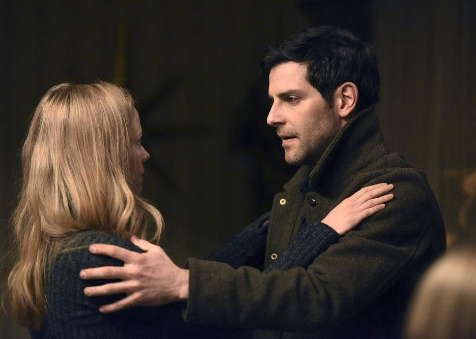 Foto Claire Coffee, David Giuntoli