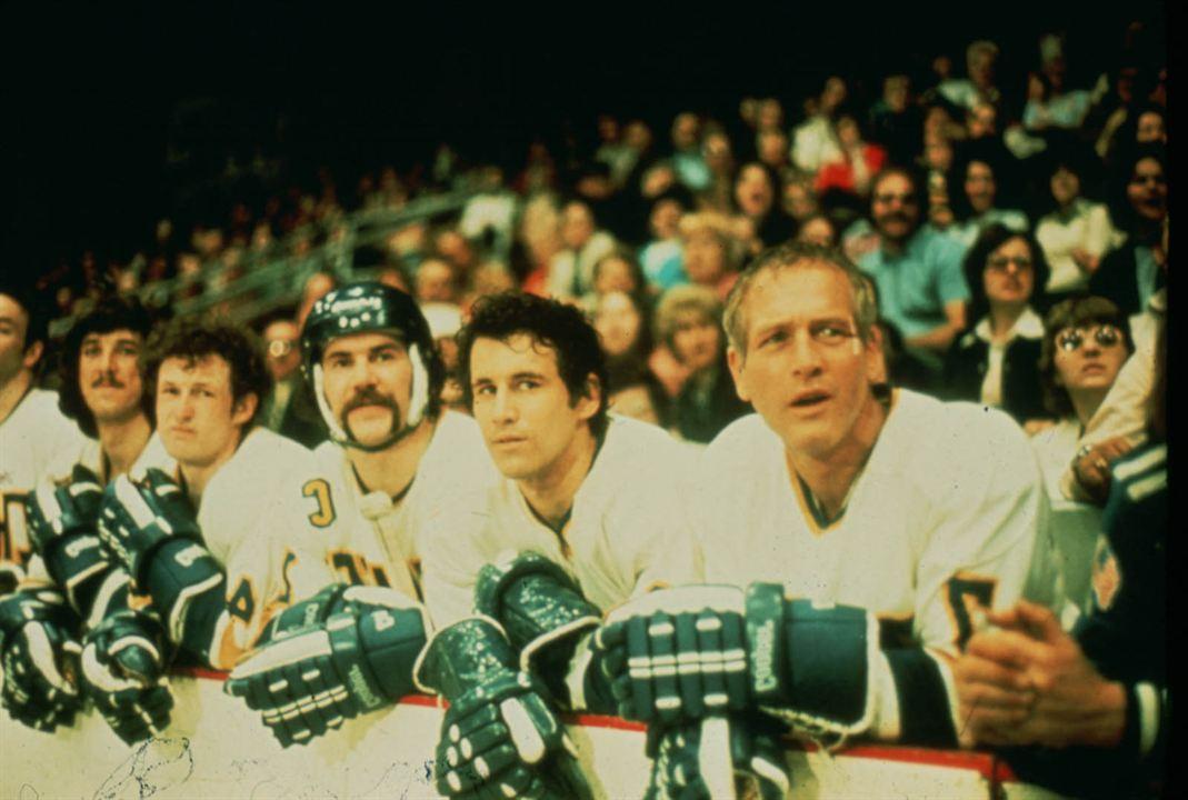 Slap Shot : Foto Michael Ontkean, Paul Newman